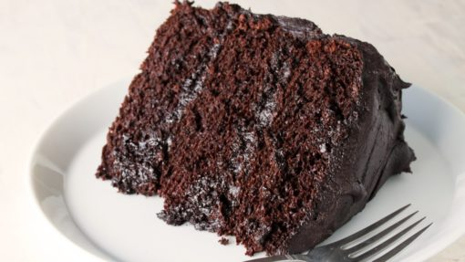 Fudge Cake Frosting Recipe Uk